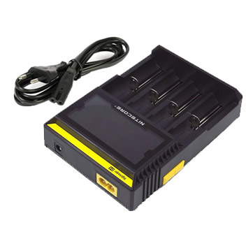 Nitecore DigiCharger D4 Oplader