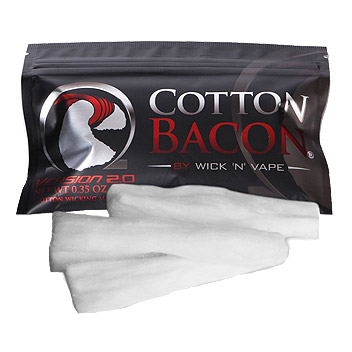 Wick 'N' Vape - Cotton Bacon V2